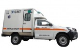 Ambulancia Módulo Pick Up 4x4